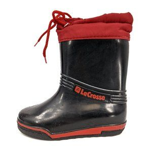 LaCrosse Toddler Waterproof Rain Boots-Convertible